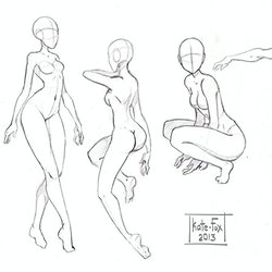 Quickposes: pose generator for figure & gesture drawing